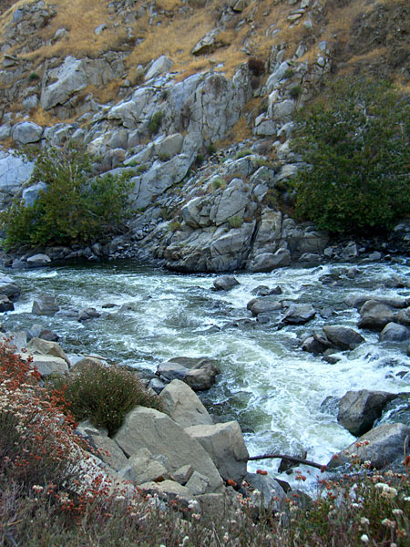 Kern River via Forks of the Kern trail