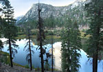 Kern Lake and Little Kern Lake